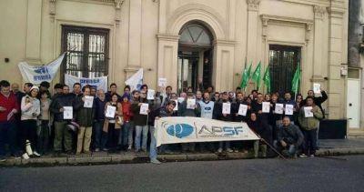 Acto contra los despidos en Radio Nacional
