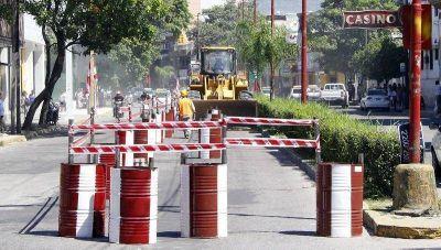 Inician Segunda etapa de la obra de Avenida Belgrano con una inversión de 32 millones de pesos