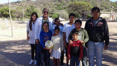 Feroz ataque al médico rural de La Rioja que está de guardia hace 38 días