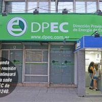 DPEC y TRANSNEA se reunieron con denuncia judicial de fondo