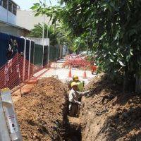 Nuevas obras de expansión de la red de agua potable en Benavídez