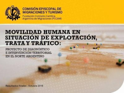Resultados del proyecto de movilidad humana en situación de explotación, trata y tráfico.