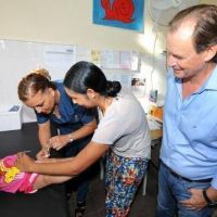 Comenzó a aplicarse oficialmente Entre Ríos el calendario de vacunación 2017