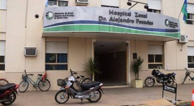 Hospital Posadas: Incidentes por el fallecimiento de un bebé