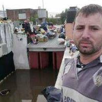 San Nicolás: Ascienden a 2 mil los evacuados tras el temporal