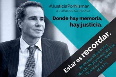 """AMIA participará del acto homenaje al fiscal Alberto Nisman (Z""""L)"""