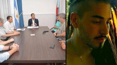 La provincia gestionará ante la Jefatura de Gabinete por la búsqueda de Rodrigo Segovia