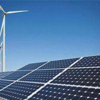 Quieren instalar una planta de energía solar y eólica en Casa de Gobierno