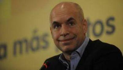 Pensando en Chile, Larreta se anima a buscar deuda en el exterior