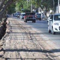 Capital inició obras para solucionar el estrés de conductores en arteria clave