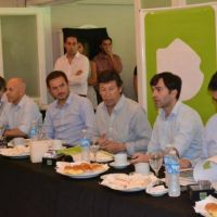 Ley de Hábitat: Echarren se reunió con intendentes para evaluar políticas para los municipios