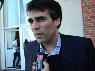 """Jóvenes massistas debaten en Necochea: """"Me parece sumamente positivo para todos"""", destacó López"""