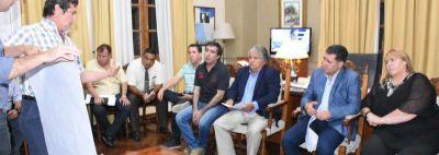 El gobernador aseguró que se va a necesitar ayuda de Nación por los daños de la tormenta