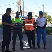 Operativos de control entre distintas fuerzas afectadas a seguridad