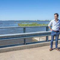Alerta amarilla: Preocupa el avance de las aguas sobre el Partido de Junín