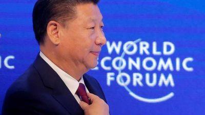 China asume en el foro de Davos el liderazgo de la globalización y del libre comercio