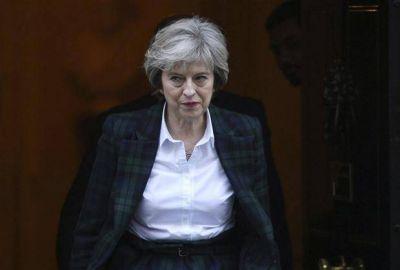 May apuesta por un Brexit duro: habrá una ruptura total con la UE