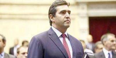 """Hernández: """"El dinero de la corrupción es el que después falta en obras para la gente"""""""