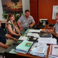Coordinan acciones con UCAL para la campaña algodonera