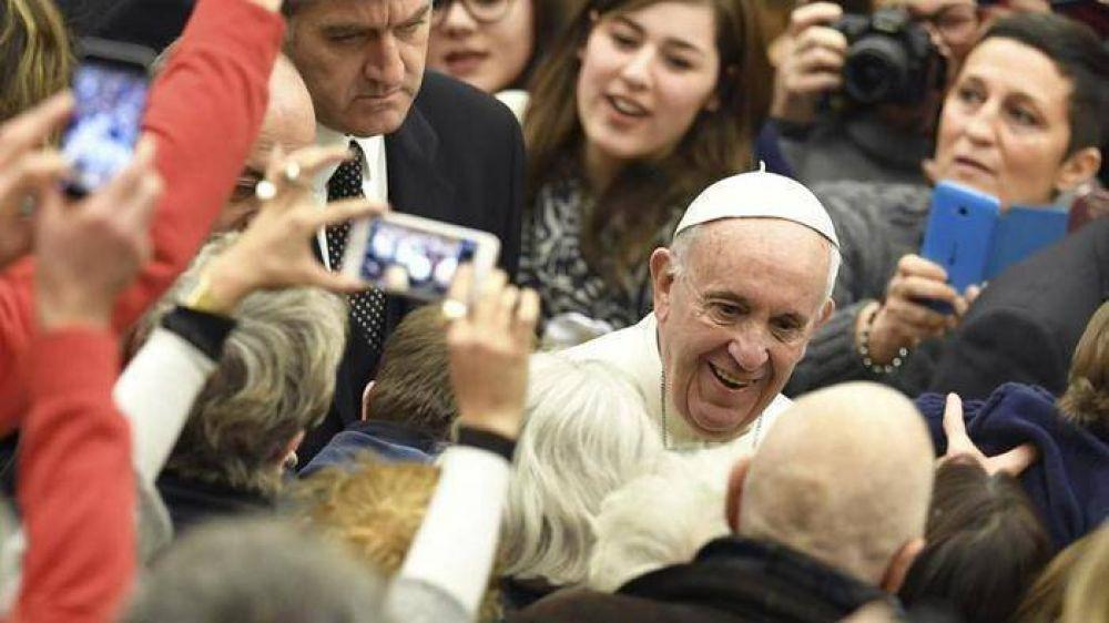 Francisco: la oración te saca adelante en la esperanza