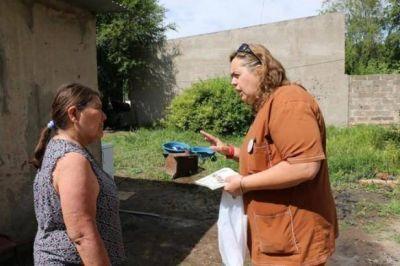 DENGUE: Terminó la campaña de fumigación en planta urbana y los barrios
