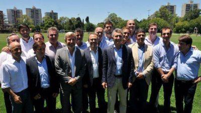 Gay le pidió a Macri celeridad en las obras de las Rutas 3 y 33, y fondos para pavimento y viviendas