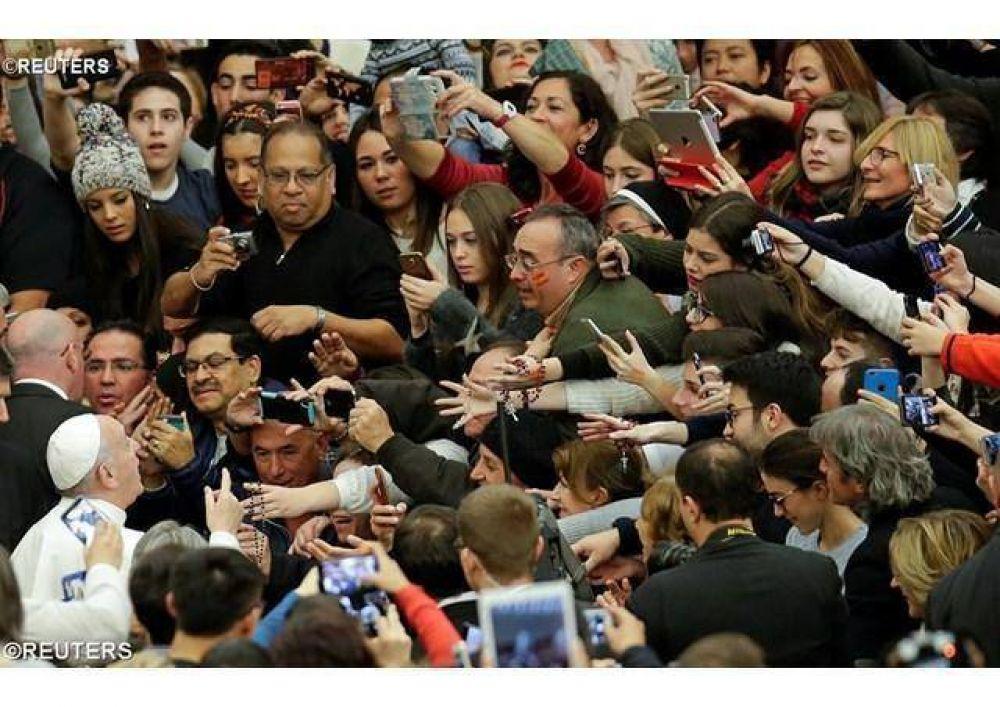Catequesis del Papa: vínculo entre esperanza y oración