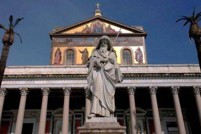 Francisco celebrará vísperas para concluir la Semana de oración por la unidad de los cristianos