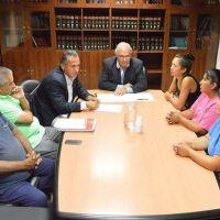 Cartoneros del San Javier firmaron un convenio