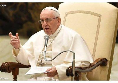 Papa: También la oración que consideramos