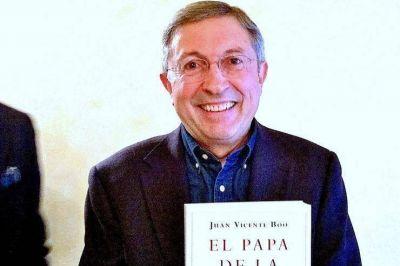 """""""El Papa de la alegría"""", el periodista Juan Vicente Boo presenta su libro"""