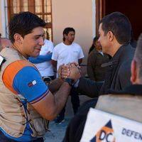 El gobernador Urtubey recorrió hoy los centros de asistencia en San Antonio de los Cobres