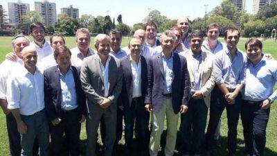 Macri se reunió con intendentes del PRO en Tres de Febrero