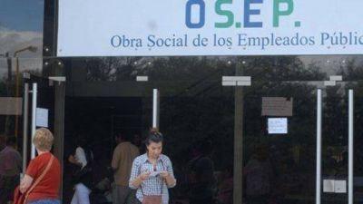 """Algunos prestadores consideran que OSEP es un """"botín de guerra"""""""