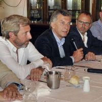 En Tres de Febrero, Macri habló de obras con 15 intendentes de Cambiemos