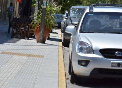 La mayor cantidad de multas es por mal estacionamiento