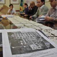 Reclaman información sobre la obra pública