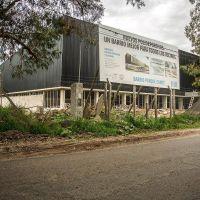 Las obras en los polideportivos barriales se reanudarían en marzo