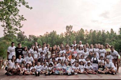 Aeronavegantes realizó su tercer Campamento Infantil anual