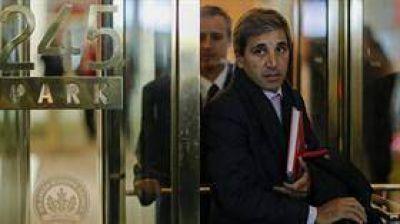 La demanda por los bonos argentinos llegó a US$ 22.000 millones, pero el Gobierno tomará US$ 7000 millones