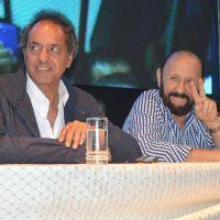 """Para Scioli, Insfrán es el """"referente más importante de la unidad nacional"""""""