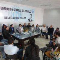 La CGT local rechaza las políticas de ajuste y despidos