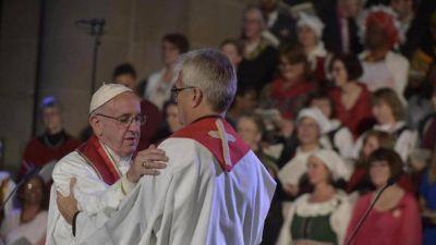 """""""¿Los 500 años de Lutero? Ocasión para redescubrir juntos el Evangelio"""""""