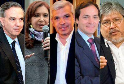 Operativo destierro | Dirigentes del FpV le piden a CFK el retiro electoral