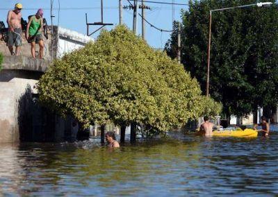 Informe regional de Cáritas de la situación en las zonas inundadas