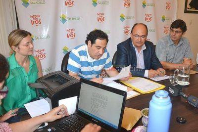 Se licitó la obra de ampliación de alumbrado público en las delegaciones del interior
