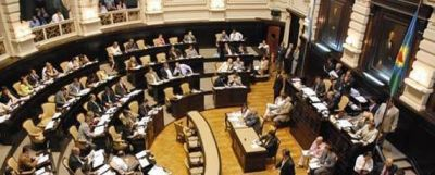 Cada diputado bonaerense representará un gasto de $ 40 millones