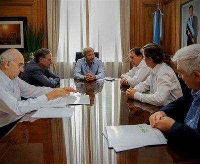 La Casa Rosada busca que los gobernadores aceleren la ejecución de la obra pública