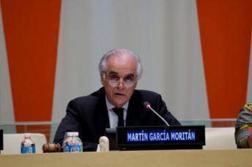 Argentina condenó las colonias israelíes en Palestina