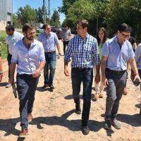 El Movimiento de Restauración Peronista recorrió Pilar junto al Intendente Bucca